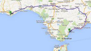 T23 Faro-Marbella
