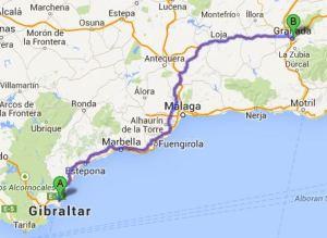 T25 La Linea-Granada